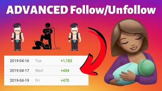 Precise Instagram Expansion With Mom Slave & Follow/Unfollow