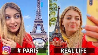 Instagram vs Every day life & Interesting Facts! Smartphone Photo Hackers