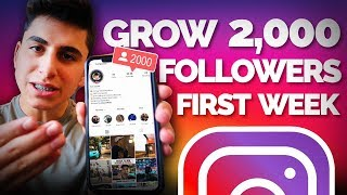 WAYS TO GAIN a couple of, 000 PRODUCTIVE FOLLOWERS ABOUT INSTAGRAM INSIDE 1 WEEK 2019 GROWTH HACKERS