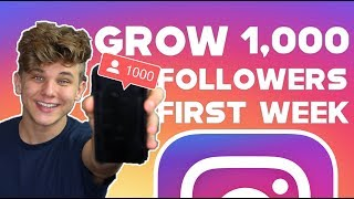 FIND OUT HOW TO GAIN one, 000 LIVELY FOLLOWERS UPON INSTAGRAM INSIDE 1 WEEK 2019 GROWTH HACKERS