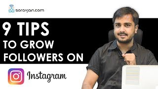 9 Tips To Grow Your Instagram Followers