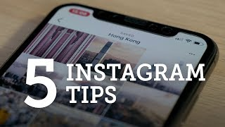 five INSTAGRAM STRATEGIES — Make the most & Transform your Photography