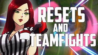 The way i Reset, Teamfight, Skirmish having Katarina guideline Guide | Katlife