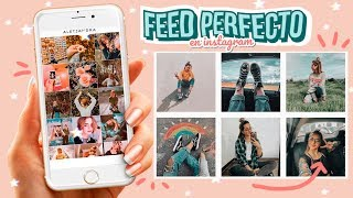 HELPFUL HINTS PARA EJERCITAR EL SOBRESALIENTE FEED SOBRE INSTAGRAM